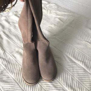 Reef desert high sued boots